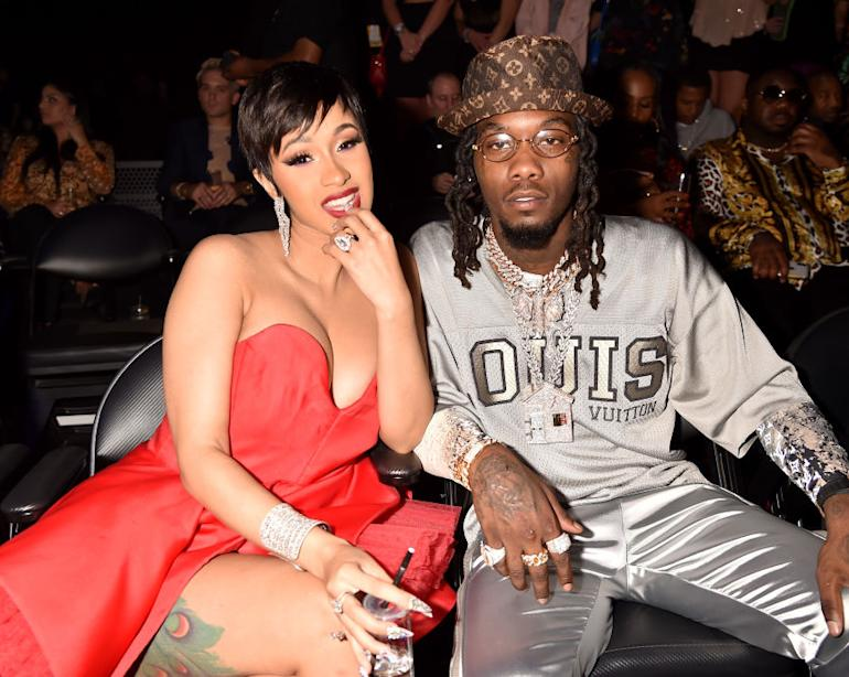ee1fea2e102d Cardi B is supposedly considering taking Offset back  Video