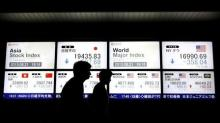 Asian shares pull back from highs on doubts over Trump's tax plan