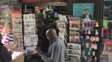 Le kiosquier de Barbès ferme boutique