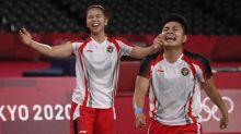 Selain Medali Emas Olimpiade Tokyo 2021, Greysia / Apriyani Bakal Kantongi Bonus Rp 5 Miliar