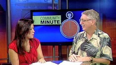 Community Minute: Annual Fundraiser For Hospice Hawaii