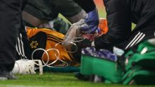 Jimenez suffered a fractured skull in horror collision: Wolves