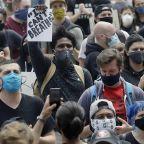 LIVE: SKY7 over Bay Area demonstrations