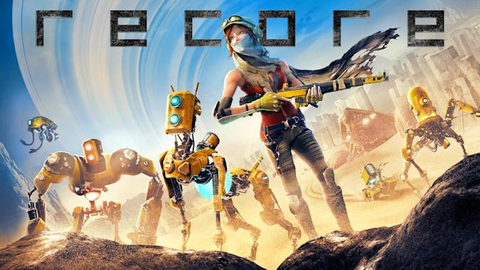 Xbox exclusive 'ReCore' gets a 30-minute demo