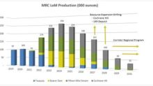 Atlantic Gold Corporation - Updated MRC Production Schedule