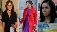 From struggling actress to royal: What Meghan Markle's 10 year transformation looks like