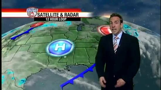 Tuesday Morning Weather Webcast 1016