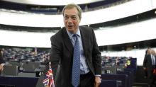 Nigel Farage mocked after delivering complaint letter to the BBC