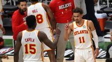 The Atlanta Hawks aren't scared of anyone