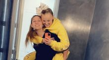 JoJo Siwa celebrates first Valentine's Day with her girlfriend: 'No one in the world makes me as happy as this girl does'