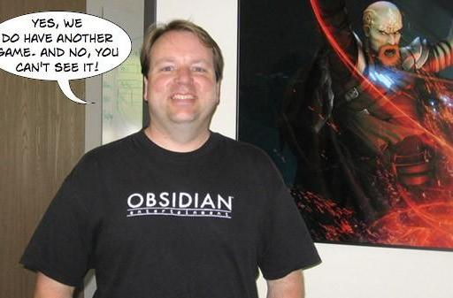 Obsidian working on unannounced fourth project