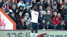 Tottenham midfielder Moussa Sissoko charged with alleged violent conduct by FA