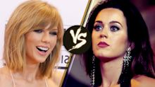 Taylor Swift FIRES BACK at Katy Perry in the SNEAKIEST Way Possible