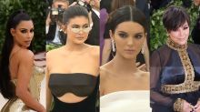 Kim Kardashian Has a Glamorous Family Night Out With Kendall, Kylie and Mom Kris Jenner