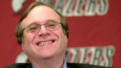Sports, Rock n' Roll: Microsoft Co-Founder Paul Allen's Passions