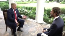 Donald Trump Admits He 'Often' Retweets Without Thinking in Barstool Sports Interview