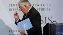 Tillerson to visit Saudi Arabia, Qatar, Pakistan, India, Switzerland