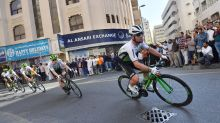 Crash forces Cavendish out of Abu Dhabi Tour