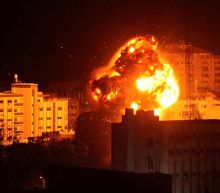 Israel strikes Hamas in Gaza after rocket attack injures British-Israeli family