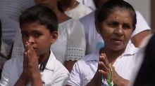 Small acts of kindness for Sri Lanka mourners
