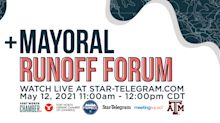 Fort Worth mayoral candidate forum will focus on business issues