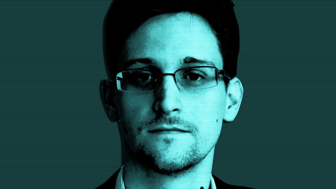 Edward Snowden Is Exposing His Own Secrets This Time