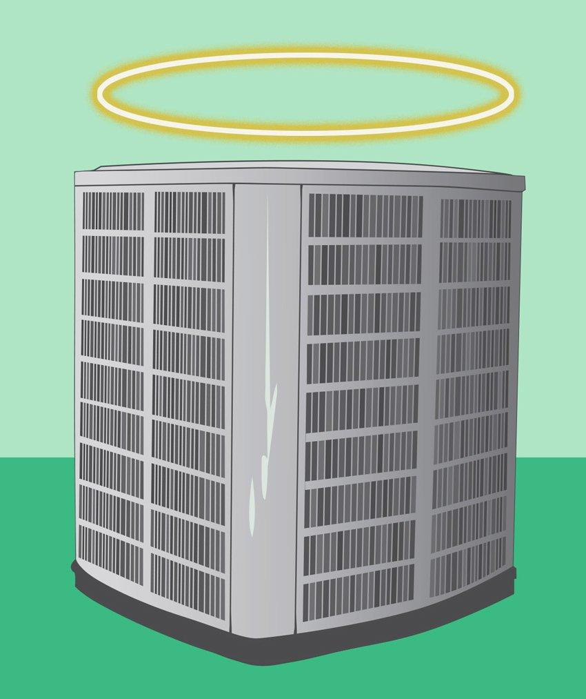 Having Air Conditioning Is More Important Than Family and Friends, Says a New Study