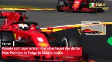 F1: Vorschau auf den Großen Preis von Italien