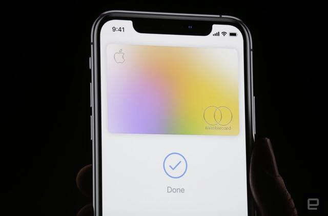 Apple's credit card could arrive in the first half of August