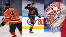NHL Power Rankings: Most impactful performances so far in NHL qualifying round