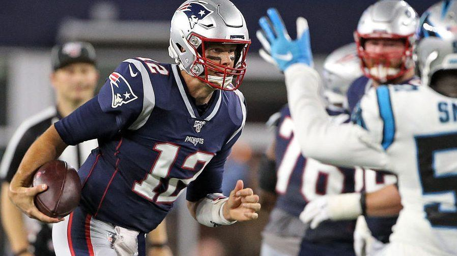 Tom Brady revels in pissing the defense off by running