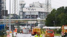Ascienden a dos los muertos por la explosión en la planta química alemana