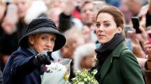 Kate Middleton pierde a la secretaria que le enseña a ser princesa