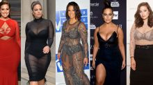 15 of Ashley Graham's most naked outfits
