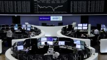 Record-breaking German stock index tops 13,000 points