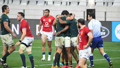 Every big decision went against the Lions, preventing a South Africa series win is now huge task