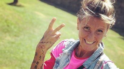 """Federica Lisi, vedova Bovolenta: """"Con Pia la mia vita è cambiata"""""""