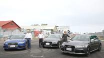 車壇直擊-NEW Audi A6/A7上市發表
