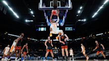 Tennessee's Keon Johnson shatters 20-year-old vertical jump record at NBA combine