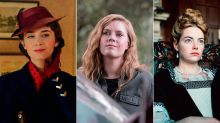Emily Blunt, Amy Adams y Emma Stone reciben nominaciones dobles a los SAG Awards