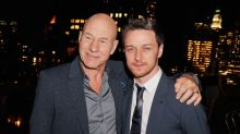 James McAvoy offers to play young Picard in Patrick Stewart's new 'Star Trek' series