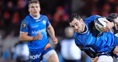 Rugby - Top 14 - CO - Top 14 : Le Castrais Geoffrey Palis trouve le «scénario cruel»