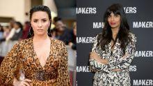 Jameela Jamil defends Demi Lovato against body shamers: 'She deserves so much more respect'