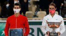 Novak Calls Rafa Rivalry  'Biggest in Sport', Evert Calls Him Out