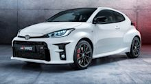 Toyota GR Yaris: World Rally Championship racer for the road unveiled