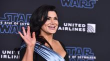 Gina Carano says she's 'not going down without a fight' after 'devastating' firing from 'The Mandalorian'