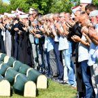 86 victims of Bosnian war buried 27 years after massacre