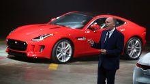 Jaguar is ready for the future, and its cars look the part thanks to Ian Callum