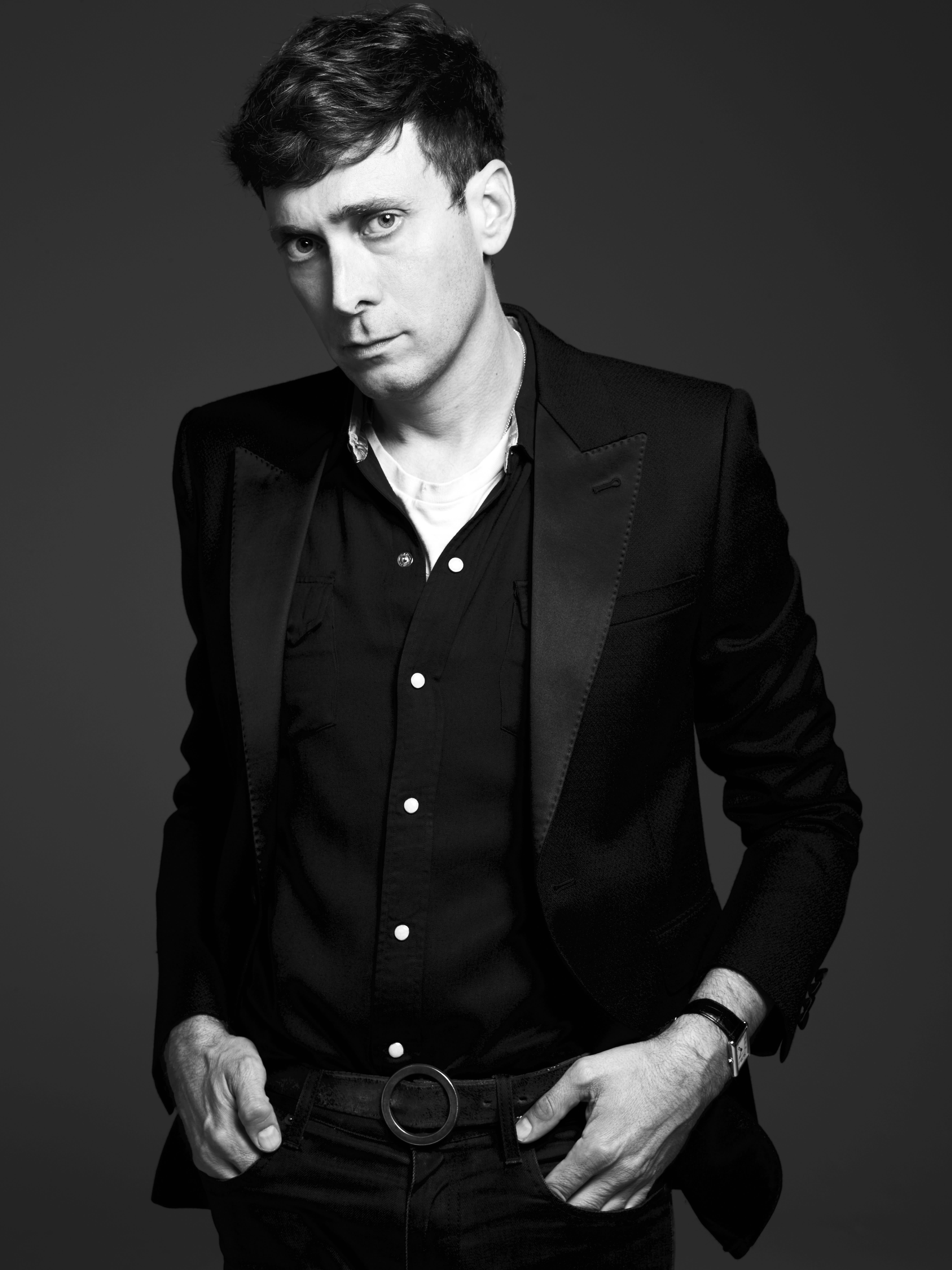 43046da934b EXCLUSIVE: Hedi Slimane to Join Céline — and Will Add Men's Wear