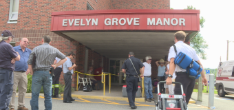 Evelyn Grove Manor evacuated after pipe burst, 80 seniors forced out